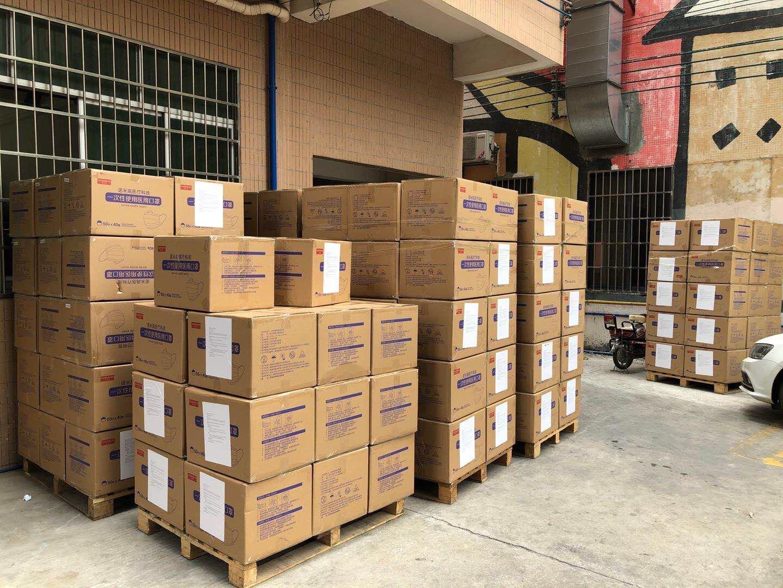 105万只口罩运往欧洲!海格物流助力全球抗疫